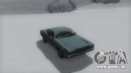 Sabre Winter IVF pour GTA San Andreas