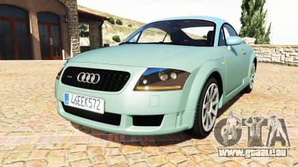 Audi TT (8N) 2004 v1.1 [add-on] für GTA 5