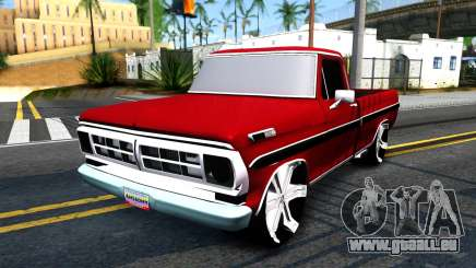 Ford F100 1975 pour GTA San Andreas