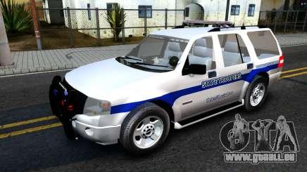 Ford Expedition SAST CVE 2008 für GTA San Andreas