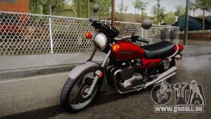 Kawasaki Z1 1975 v1.1 pour GTA San Andreas