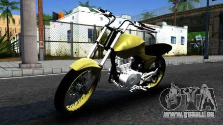 Honda Titan 150 Stunt für GTA San Andreas