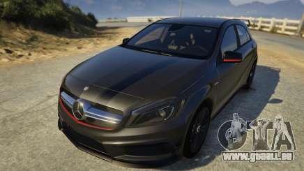 Mercedes-Benz A45 AMG Edition für GTA 5
