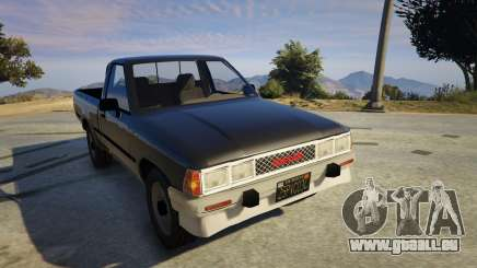 Nissan Datsun 1985 pour GTA 5