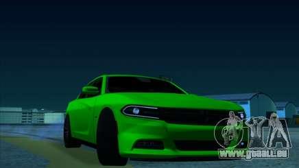 2016 Dodge charger RT Forza Horizon 2 pour GTA San Andreas