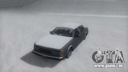 Washington Winter IVF pour GTA San Andreas