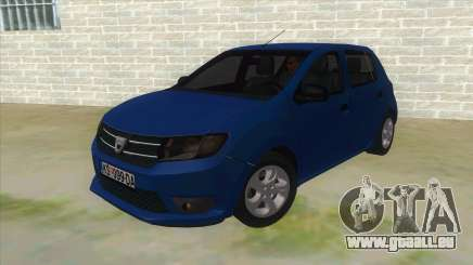 2016 Dacia Sandero pour GTA San Andreas
