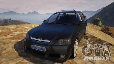 Chevrolet Astra GSI 2.0 16V pour GTA 5