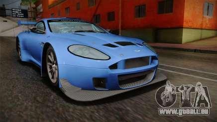 Aston Martin Racing DBRS9 GT3 2006 v1.0.6 pour GTA San Andreas