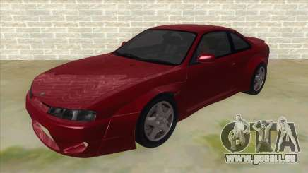 Nissan Silvia S14 Tuned für GTA San Andreas
