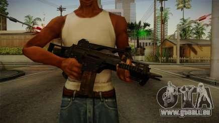 HK G36C v3 für GTA San Andreas