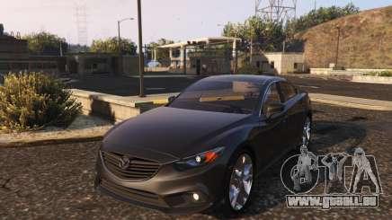 Mazda 6 2016 pour GTA 5