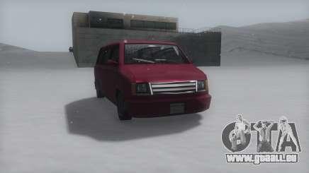 Moonbeam Winter IVF für GTA San Andreas