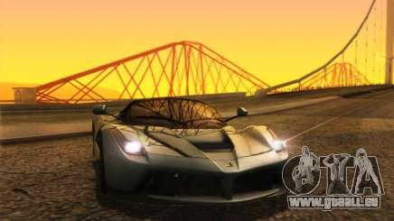 LaFerrari 2017 pour GTA San Andreas