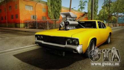 Sabre Drag für GTA San Andreas