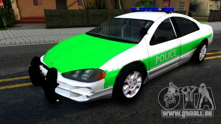 Dodge Intrepid German Police 2003 pour GTA San Andreas
