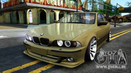 BMW 530D E39 pour GTA San Andreas