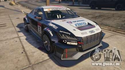 Audi TT cup 2015 pour GTA 5