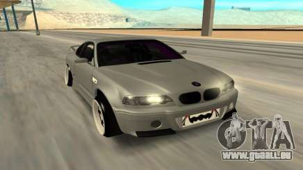 Nissan Silvia S15 Face BMW 46 pour GTA San Andreas