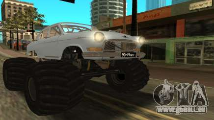 Volga GAZ21 pour GTA San Andreas