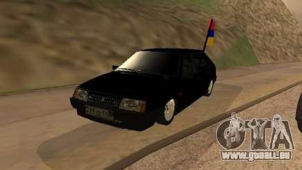 VAZ 2109 Armenian pour GTA San Andreas