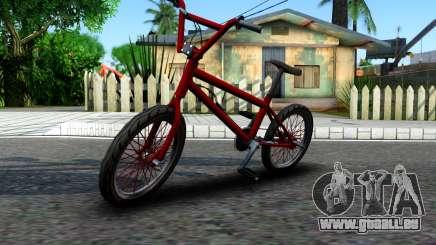 BMX Enhance für GTA San Andreas