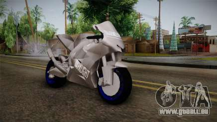 Dark Light Motorcycle pour GTA San Andreas