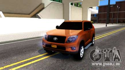 Toyota Land Cruiser Prado für GTA San Andreas