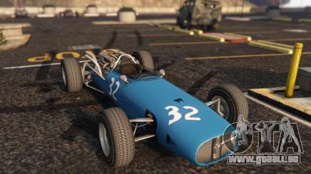 Cooper F12 1967 v2 pour GTA 5