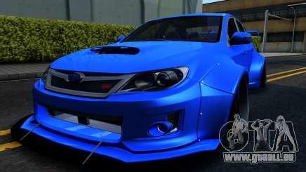Subaru WRX STi Widebody für GTA San Andreas