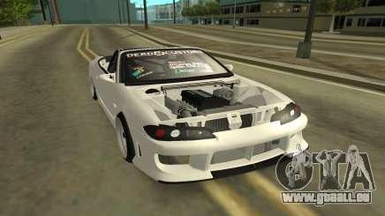 Nissan Silvia s15 Kabrio für GTA San Andreas