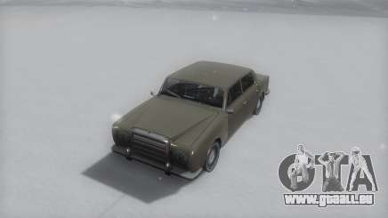 Stafford Winter IVF für GTA San Andreas