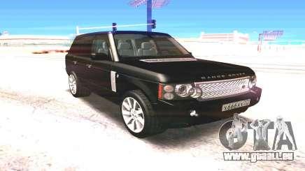 Land Rover 2010 pour GTA San Andreas