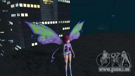 Tecna Believix from Winx Club Rockstars pour GTA San Andreas