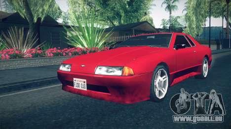 ENBSeries Dark green (Medium PC) für GTA San Andreas dritten Screenshot