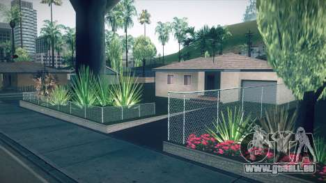 ENBSeries Dark green (Medium PC) für GTA San Andreas