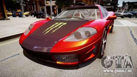 Modified Turismo für GTA 4