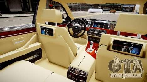 BMW 550i F10 v2 für GTA 4