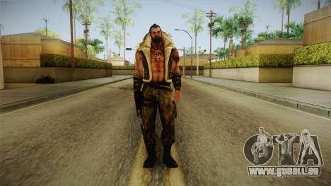 The Amazing Spider-Man 2 Game - Kraven für GTA San Andreas zweiten Screenshot