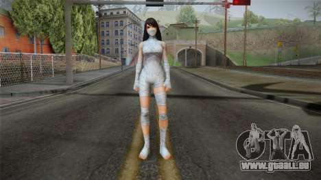 Marvel Future Fight - Silk (Web Suit) pour GTA San Andreas