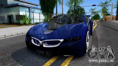 BMW Vision 3 pour GTA San Andreas