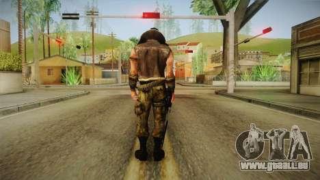 The Amazing Spider-Man 2 Game - Kraven für GTA San Andreas dritten Screenshot
