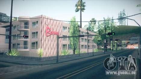ENBSeries Dark green (Medium PC) für GTA San Andreas fünften Screenshot
