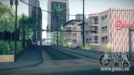 ENBSeries Dark green (Medium PC) für GTA San Andreas sechsten Screenshot