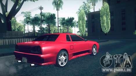 ENBSeries Dark green (Medium PC) für GTA San Andreas siebten Screenshot