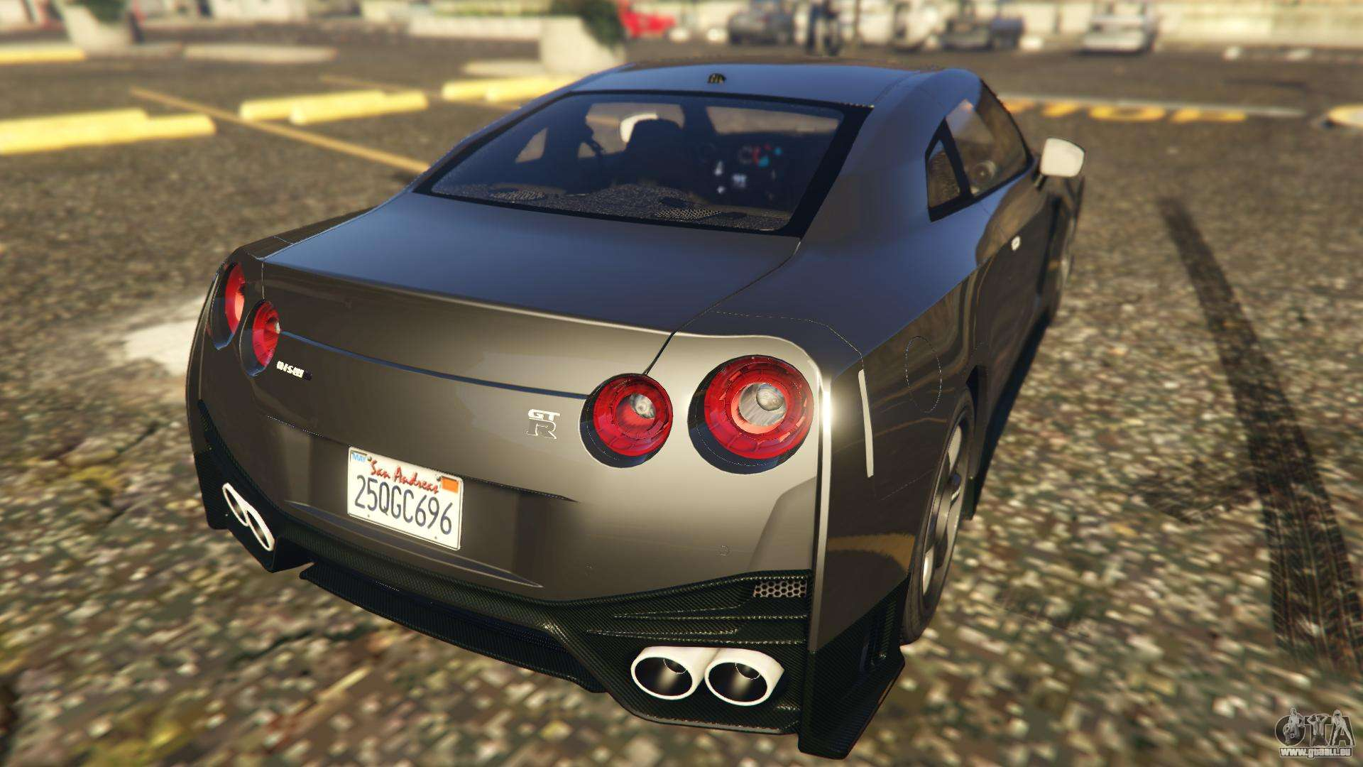nissan gtr nismo 2017 pour gta 5. Black Bedroom Furniture Sets. Home Design Ideas