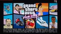 GTA Vice City Boot screens für GTA San Andreas