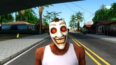 Joker Clan Mask From Injustice Gods Among Us pour GTA San Andreas