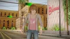 Life Is Strange - Max Caulfield EP1 v2 pour GTA San Andreas