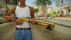 Killing Floor Combat Shotgun Gold für GTA San Andreas